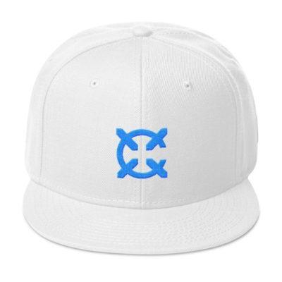 Critical Logo Snapback Hat