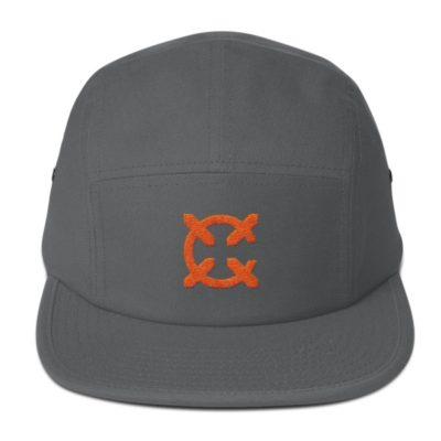Critical Logo Camper Hat