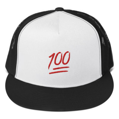 Keep It 100 Trucker Hat