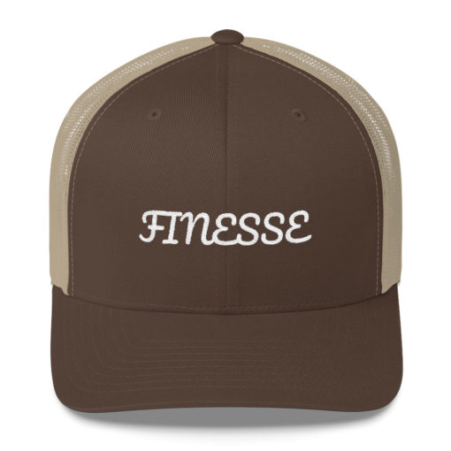 Finesse Trucker Hat