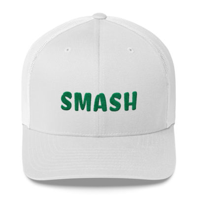 Smash Trucker Hat