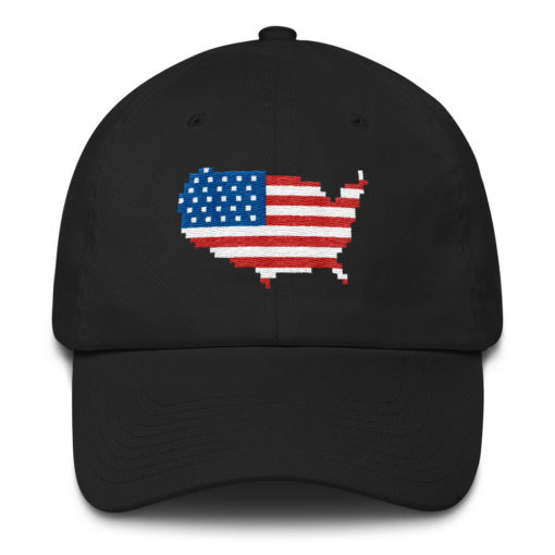 Pixel USA Hat