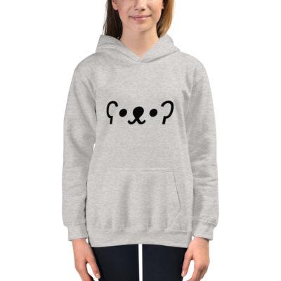 ASCII Bear Hoodie