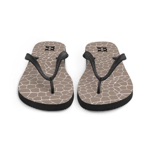 Giraffe Flip-Flops