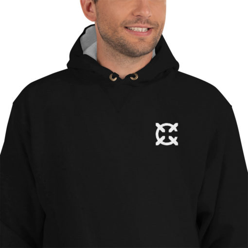 Critical Hat Logo Hoodie