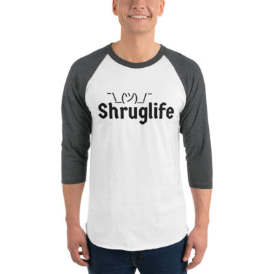 Shruglife 3/4 Sleeve Shirt