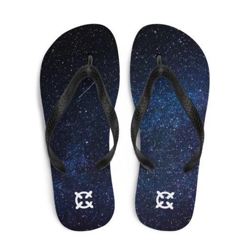 Space Flip-Flops